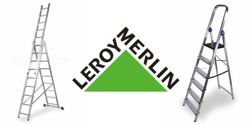 Escaleras de aluminio Leroy Merlin escalera escaleras precio precios comprar oferta ofertas barato barata baratos baratas oferta ofertas rebaja rebajas